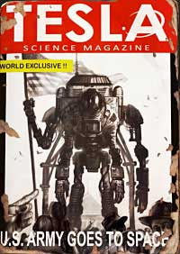 Tesla Science - Magazines in Center of Boston - Sector 6 - Magazines - Fallout 4 Game Guide & Walkthrough
