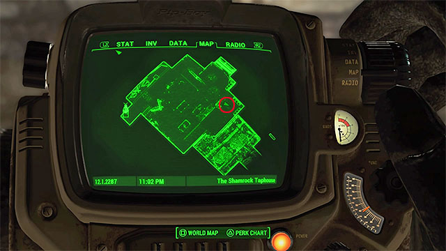 After you enter the dives, start eliminating the raiders there - Magazines in Center of Boston - Sector 6 - Magazines - Fallout 4 Game Guide & Walkthrough