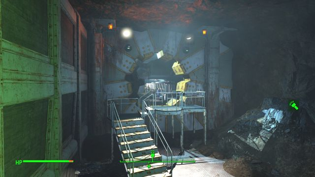 Vault 81 is one of the vaults that withstood the Great War and they still are functional - Vault 81 - Center of Boston - Sector 6 - Fallout 4 Game Guide & Walkthrough