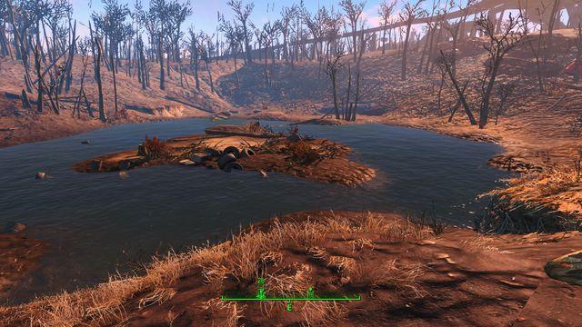 Walden Pond - Fallout 4 Game Guide & Walkthrough | gamepressure com