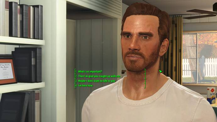 This mod allows players to see during the dialogs everything our character can say - Full Dialogue Interface - improved dialogue system | Mods for Fallout 4 - The best mods - Fallout 4 Game Guide & Walkthrough