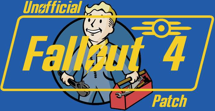 Unofficial Fallout 4 Patch - many improvements | Mods for Fallout ...
