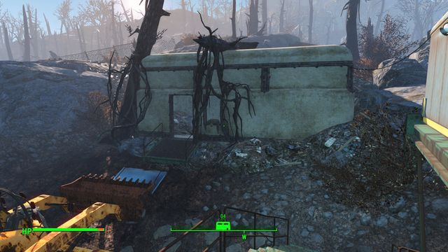 Boston Mayoral Shelter is located to the west from Fort Hagen - Boston Mayoral Shelter - Fort Hagen - Sector 4 - Fallout 4 Game Guide & Walkthrough