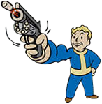 Stead Aim - Stay on target - Strength Perk - Perks - Fallout 4 Game Guide & Walkthrough