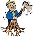 Rooted - Youre part tree - Strength Perk - Perks - Fallout 4 Game Guide & Walkthrough