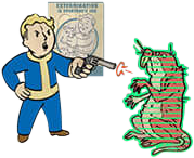 Awareness - To defeat your enemies, you know their weaknesses - Perception Perk - Perks - Fallout 4 Game Guide & Walkthrough