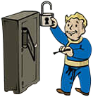 Locksmith - Your nimble fingers allow you to pick Advanced locks - Perception Perk - Perks - Fallout 4 Game Guide & Walkthrough
