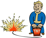 Demolition Expert - The bigger the boom, the better - Perception Perk - Perks - Fallout 4 Game Guide & Walkthrough