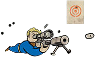 Sniper - Its all about focus - Perception Perk - Perks - Fallout 4 Game Guide & Walkthrough