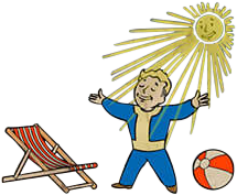 Solar Powered - Catch some rays - Endurance Perk - Perks - Fallout 4 Game Guide & Walkthrough