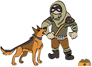 Attack Dog - Your faithful canine companion can hold an enemy, giving you a greater chance to hit them in V - Charisma Perk - Perks - Fallout 4 Game Guide & Walkthrough