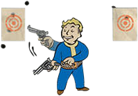 Quick Hands - In combat, theres no time to hesitate - Agility Perk - Perks - Fallout 4 Game Guide & Walkthrough