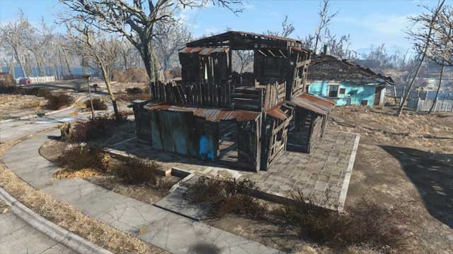 Structures allow you to construct whole houses, fences or bridges. - Advanced crafting - Creating settlements - Fallout 4 Game Guide & Walkthrough