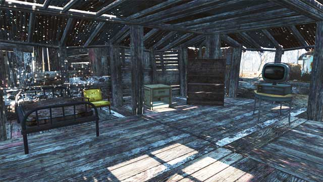 IMPORTANT: All furniture can be constructed without having any perks - Advanced crafting - Creating settlements - Fallout 4 Game Guide & Walkthrough
