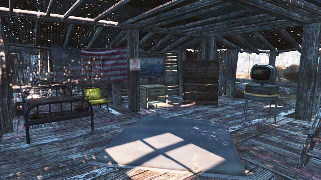 Decorations - most frequently used resources: Wood, Steel, Cloth, Rubber - Advanced crafting - Creating settlements - Fallout 4 Game Guide & Walkthrough