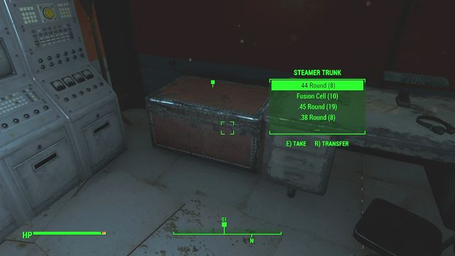 The magnet will be probably located in one of the chests. - Liberty Reprimed - Major Quests for Brotherhood of Steel faction - Fallout 4 Game Guide & Walkthrough