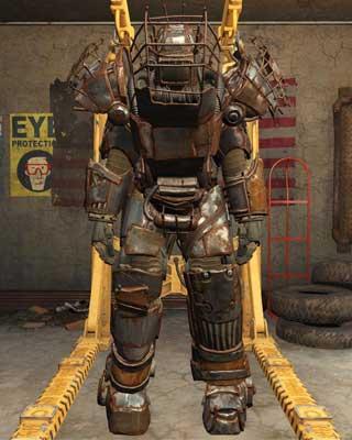 types of power armor fallout 4 game guide walkthrough
