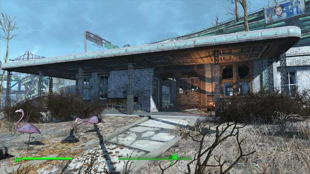 Walk into the building and go left - Where to find core fusions at the beginning of the game? - Power Armor - Fallout 4 Game Guide & Walkthrough
