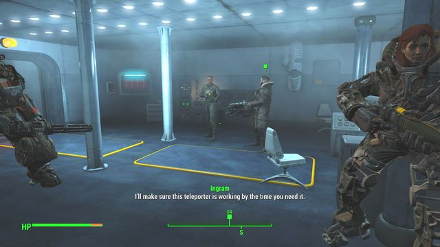 The Nuclear Option is actually the last quest done for the Brotherhood of Steel - The Nuclear Option (the Brotherhood of Steel ending) - Major Quests for Brotherhood of Steel faction - Fallout 4 Game Guide & Walkthrough