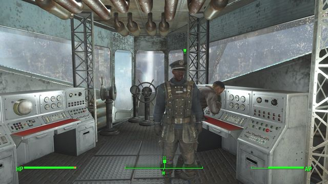 You will receive this quest from captain Kells who can be found on the Prydwen ship - Leading by Example - Minor quests for Brotherhood of Steel faction - Fallout 4 Game Guide & Walkthrough