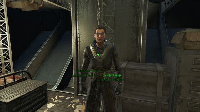 Quinlan will ask you to deliver all technical documents that you manage to find to him - Obtain the documentation for proctor Quinlan - Minor quests for Brotherhood of Steel faction - Fallout 4 Game Guide & Walkthrough
