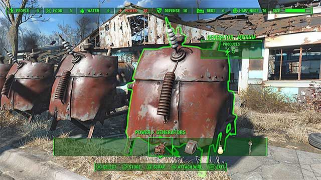 Now you have all the parts of the signal interceptor constructed and you must power it up - The Molecular Level - constructing the signal interceptor (teleporter) - Main story - Fallout 4 Game Guide & Walkthrough