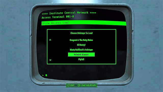 You can start completing this tiny quest after the teleport moves you to the Institute - Inside Job - Major quests for Minutemen faction - Fallout 4 Game Guide & Walkthrough