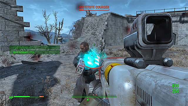 Use better weapons to defeat the coursers and other unique synths - Defend the Castle - Major quests for Minutemen faction - Fallout 4 Game Guide & Walkthrough