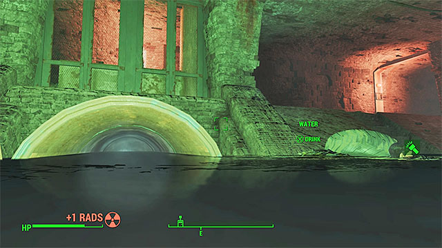 Leave the water after you reach the underground location and walk towards the keyboard in one of the walls - The Nuclear Option (the Minutemen ending) - Major quests for Minutemen faction - Fallout 4 Game Guide & Walkthrough
