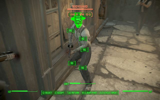 Image result for fallout 4 combat