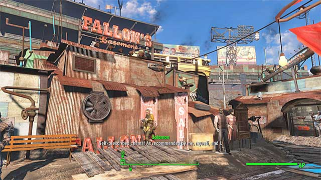 1 - How to protect yourself from high radiation and how to get rid of it? - FAQ - Frequently asked questions - Fallout 4 Game Guide & Walkthrough