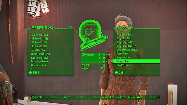 If you plan longer expeditions through areas with high radiation, you should equip yourself with other items that will provide you cover from high radiation much more effectively than the Rad-X chemical - How to protect yourself from high radiation and how to get rid of it? - FAQ - Frequently asked questions - Fallout 4 Game Guide & Walkthrough