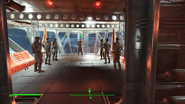 Once you get there, leave the vertibird and follow Danse - Shadow of Steel - Major Quests for Brotherhood of Steel faction - Fallout 4 Game Guide & Walkthrough
