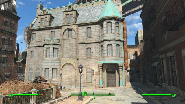 Cabots mansion - Special Delivery - Side quests in Cabot House - Fallout 4 Game Guide & Walkthrough