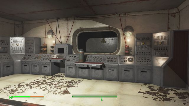 Place samples in the slots to the left, place the isotope to the right and start the procedure using the computer in the middle. - Cambridge Polymer Labs (Cambridge Polymer Labs) - Side quests in other locations - Fallout 4 Game Guide & Walkthrough