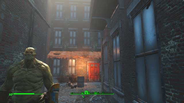 Entrance to Pickman Gallery - Pickmans Gift (Pickman Gallery) - Side quests in other locations - Fallout 4 Game Guide & Walkthrough