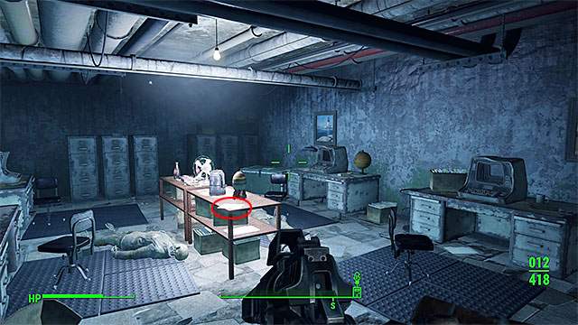 2 - Magazines in Sanctuary - Sector 1 - Magazines - Fallout 4 Game Guide & Walkthrough