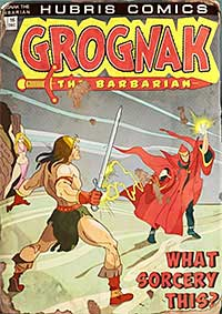 Grognak the Barbarian - Magazines in Salem - Sector 3 - Magazines - Fallout 4 Game Guide & Walkthrough