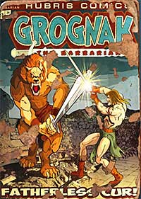 Grognak the Barbarian - Magazines in Fort Hagen - Sector 4 - Magazines - Fallout 4 Game Guide & Walkthrough