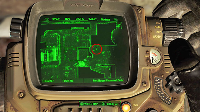 magazines in fort hagen sector 4 fallout 4 game guide