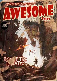 Astoundingly Awesome Tales - Magazines in The Castle - Sector 7 - Magazines - Fallout 4 Game Guide & Walkthrough