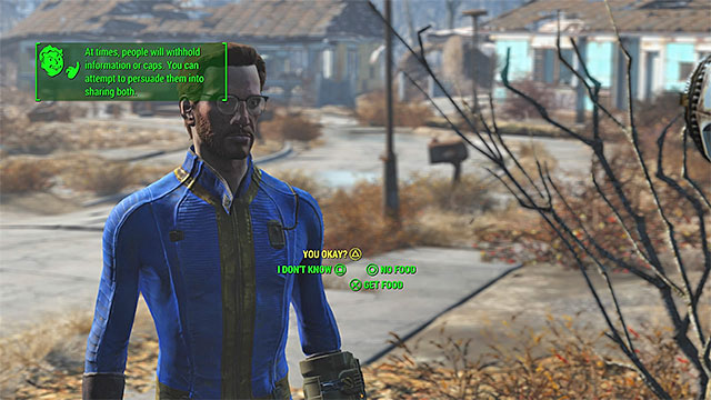 Its worth trying to use persuasion - Out of Time - Main story - Fallout 4 Game Guide & Walkthrough