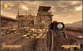 You get this quest, if youve decided to help Caesars Legion - Veni, Vidi, Vici - Main plot - Hoover Dam - Fallout: New Vegas - Game Guide and Walkthrough
