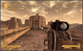 2 - Veni, Vidi, Vici - Main plot - Hoover Dam - Fallout: New Vegas - Game Guide and Walkthrough