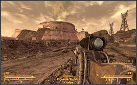 There is a Legion Decanus inside, which can assign you two optional tasks - Veni, Vidi, Vici - Main plot - Hoover Dam - Fallout: New Vegas - Game Guide and Walkthrough
