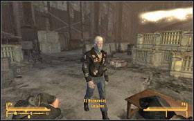Ant Misbehavin Side Quests Fallout New Vegas Game Guide