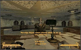 1 - Youll Know It When It Happens - President Kimball - Fallout: New Vegas - Game Guide and Walkthrough