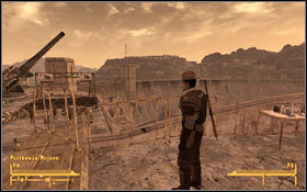 To take this quest you need to have high reputation with NCR - Youll Know It When It Happens - President Kimball - Fallout: New Vegas - Game Guide and Walkthrough