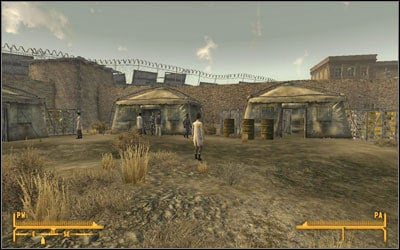 Go to the Mormon Fort (M6B:1), where you can find April Martimer - ED-E My Love - Side quests - Fallout: New Vegas - Game Guide and Walkthrough