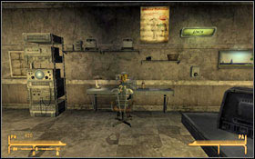 4 - I Could Make You Care - p. 1 - Side quests - Fallout: New Vegas - Game Guide and Walkthrough